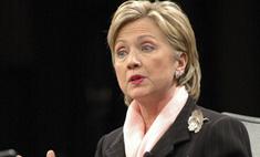 Хиллари Клинтон пообещала Грузии поддержку США