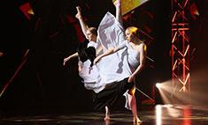 Шоу «ТАНЦЫ»: ростовские близняшки просят у зрителей поддержки!