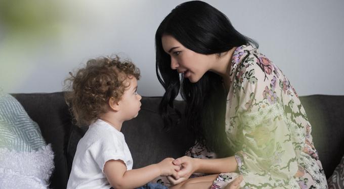 Учим ребенка говорить правильно