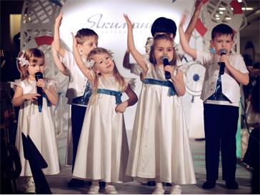 Дети найдут массу развлечений на специальной ярмарке KID'S MARKET.