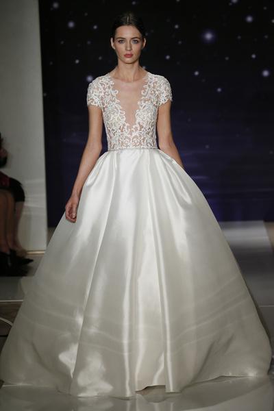 Свадебные платья 2015 5