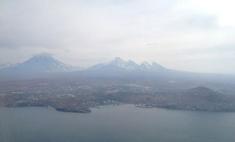 Павел Воля путешествует по Камчатке
