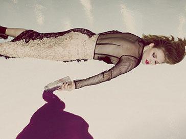Аманда Сейфрид (Amanda Seyfriend) в фотосессии журнала Vs