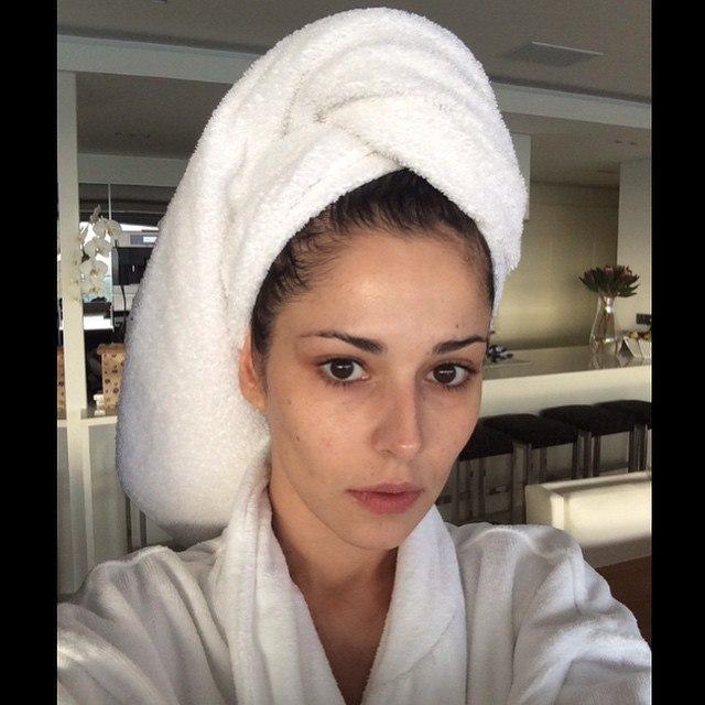 Шерил Коул без макияжа: фото
