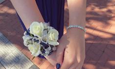 Как сделать браслет из цветов самостоятельно