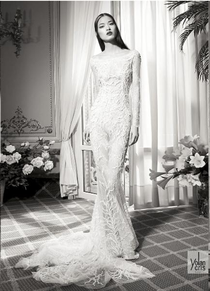 ЗАМУЖ НЕВТЕРПЕЖ: 10 самых красивых свадебных коллекций сезона | галерея [8] фото [1]