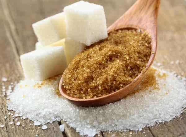 Рецепт жареного сахара