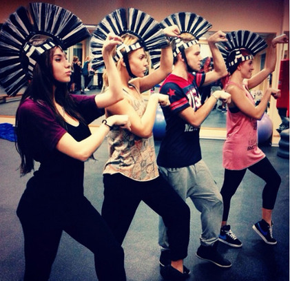 анастасия исакова танцы инстаграм