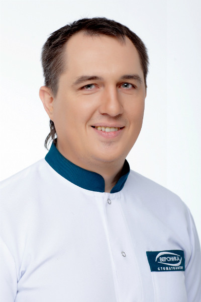 Александр Силивейстр, врач стоматолог-ортопед