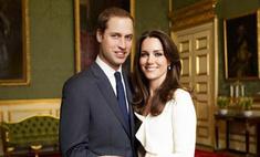 Свадьбу Кейт Миддлтон и принца Уильяма будут транслировать в России