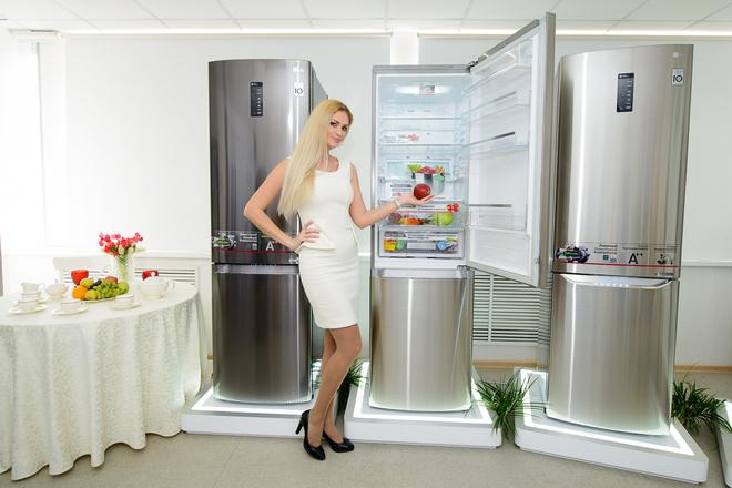 Sweet Home: LG представил новинки бытовой техники