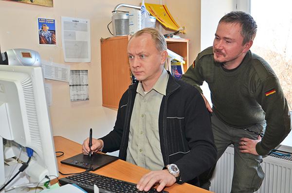 Михаил и Сергей Тырины