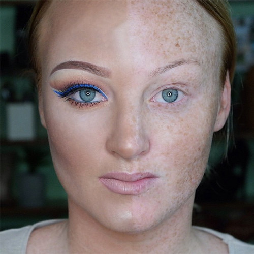 Сила макияжа #ThePowerOfMakeup