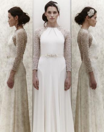 Свадебное платье Jenny Peckham 2013