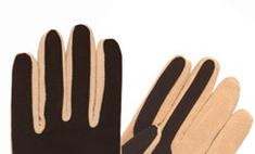 Зимние перчатки с эффектом увлажнения