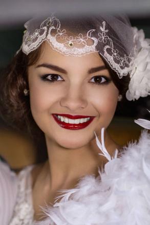 модный макияж на осень 2015