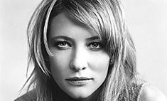 Кейт Бланшетт: «Я не боюсь меняться и стареть»