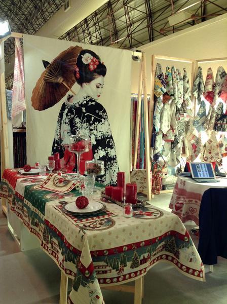 Выставка Home Textiles Premium: главные тренды этого сезона | галерея [1] фото [1]