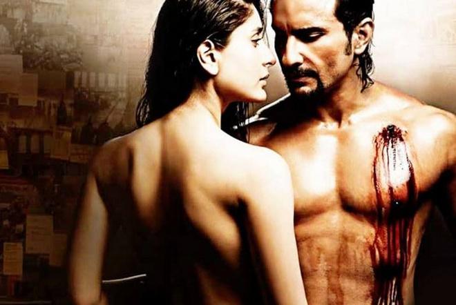 Самые эротические моменты в индийском кино