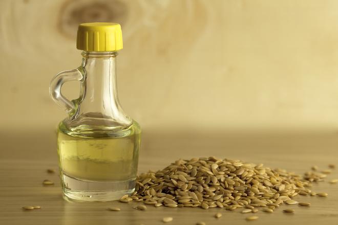 Как в домашних условиях приготовить льняное масло 855