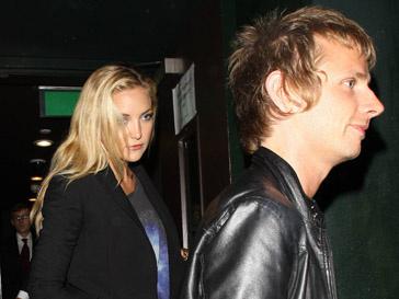 Кейт Хадсон (Kate Hudson) и Мэтью Беллами (Matthew Bellamy) просто поужинали в Лондоне