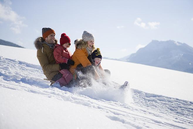 горные лыжи белокуриха