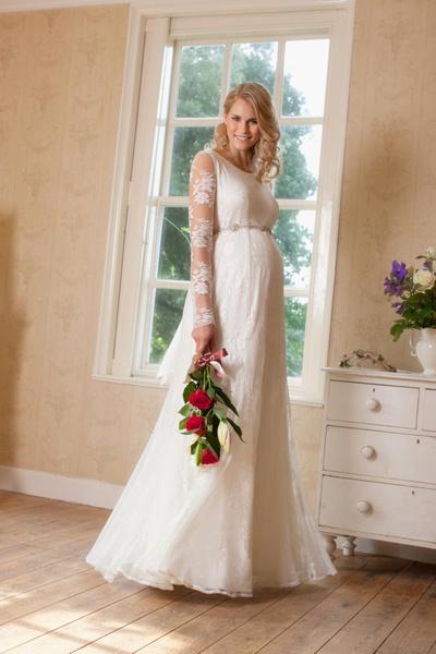 Свадебные платья для беременных невест | галерея [1] фото [11]