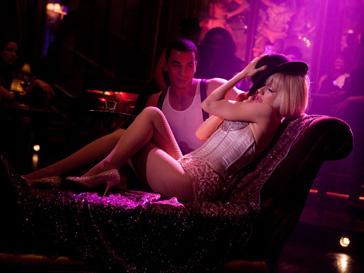 Романтичная Кристина Агилера (Christina Aguilera)
