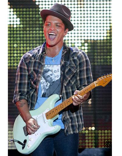 Бруно Марс (Bruno Mars)