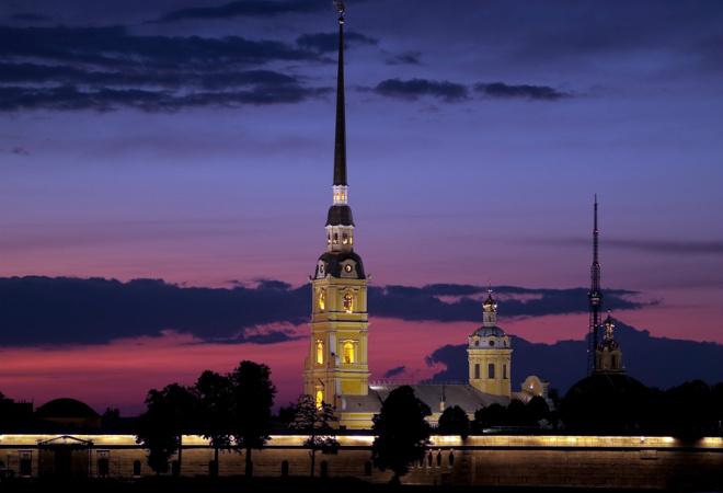Петербург, Час Земли