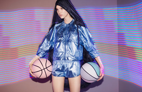 Коллекция adidas by Stella McCartney весна-лето 2013