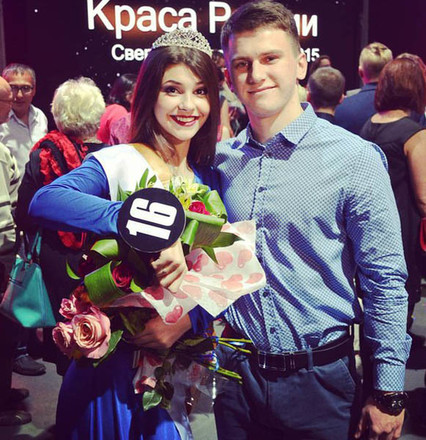 Валерия Васильева, «Краса России – 2015»