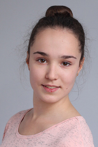 Алена Жураховская, «Топ модель по-детски-2016», фото