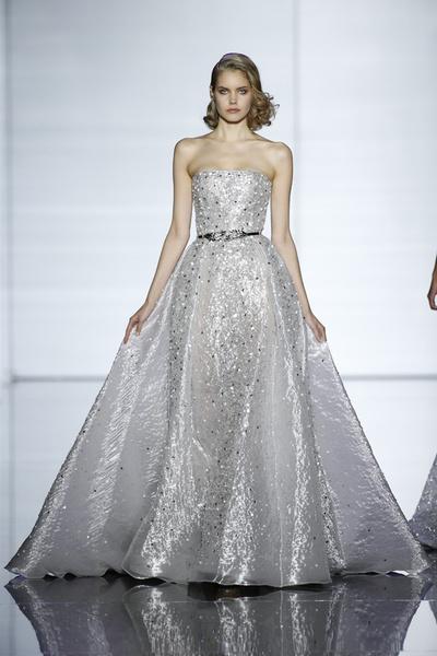 Лучшие свадебные платья из кутюрных коллекций | галерея [1] фото [2]