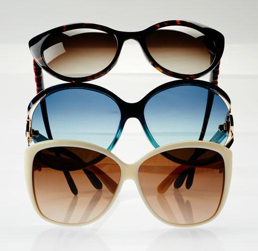 Солнцезащитные очки в онлайн-бутике Elle Shopping