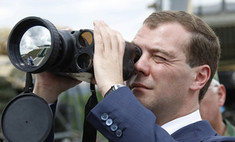 Дмитрий Медведев задумался о повороте сибирских рек на юг