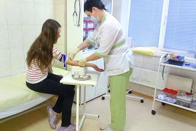 Женское здоровье. Кардиоцентр на Кашириных