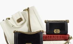 Новая легенда от Chanel: сумка в охотничьем стиле