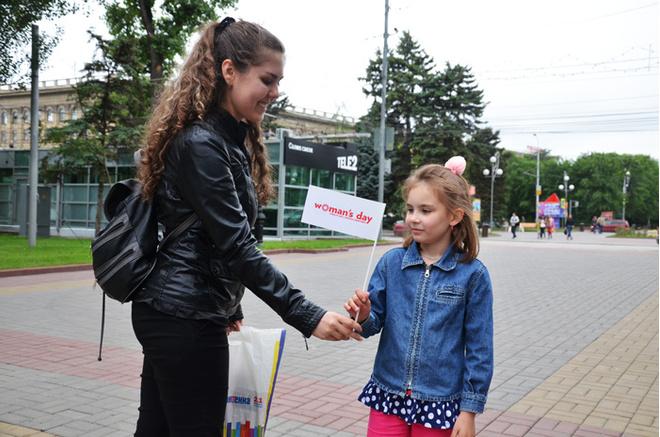 Волгоград, зебра, компания Агат, автомобили, дети, День защиты детей, правила дорожного движения