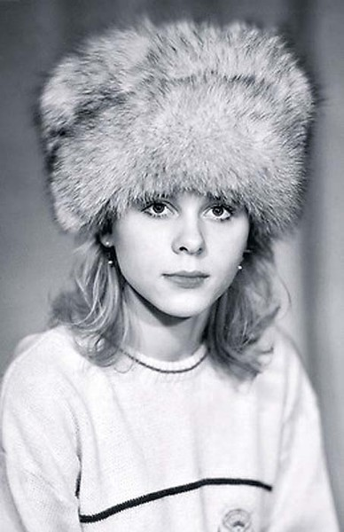 Яна Троянова, актриса, сериал «Ольга», фото