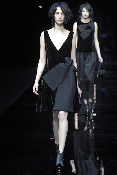 Неделя моды в Милане: 27 февраля | галерея [1] фото [1]