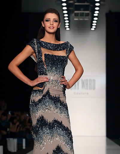 Tony Ward by Atelier Crocus Couture весна-лето 2014