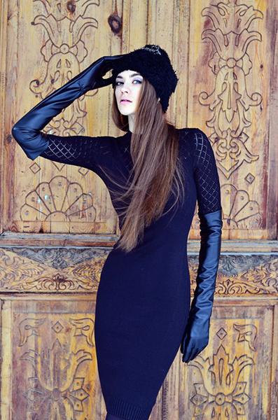 """Анна Лесун, модель, """"Мисс Екатеринбург-2012"""""""