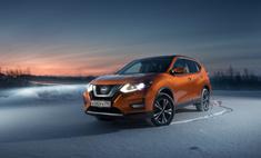 Nissan X-Trail— твое собственное северное сияние