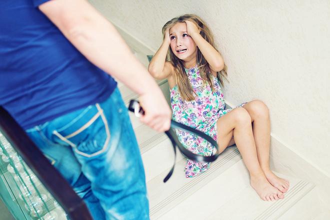 Как наказывали ребенка в разные времена