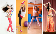 Топ-20 самых сексуальных инструкторов танца Волгограда. Голосуй!