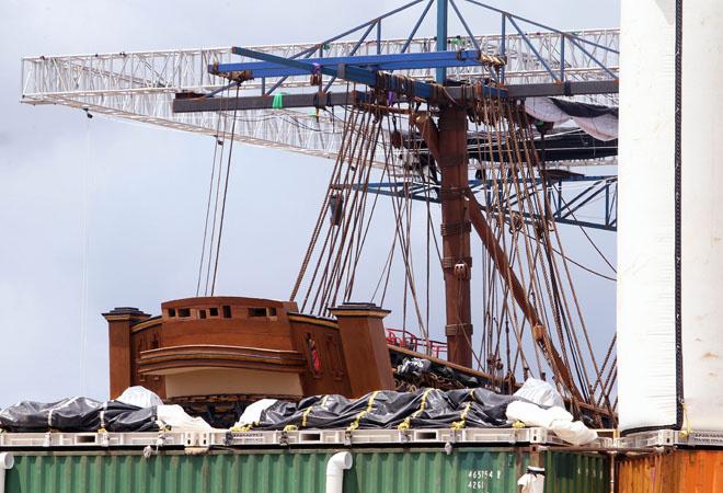«Пираты Карибского моря: Мертвецы не рассказывают сказки» фото