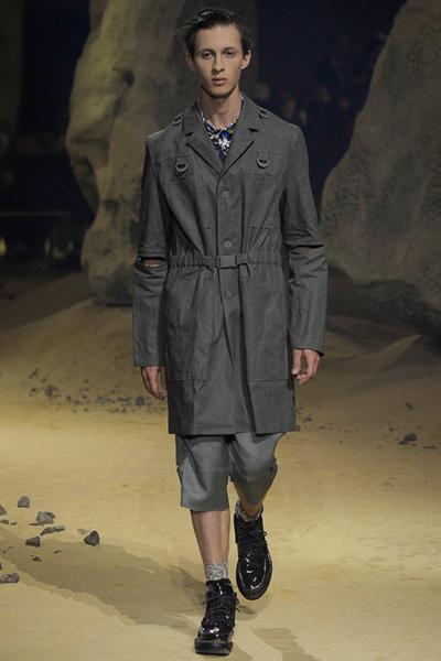 Неделя мужской моды в Париже: лучшие показы | галерея [5] фото [26]