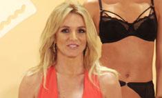 Бритни Спирс презентовала свою коллекцию белья