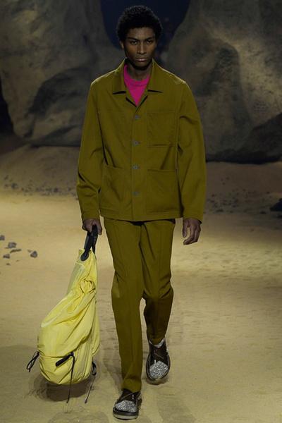 Неделя мужской моды в Париже: лучшие показы | галерея [5] фото [18]